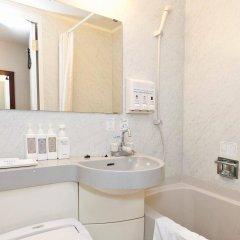 Отель Sotetsu Fresa Inn Nihombashi-Kayabacho ванная