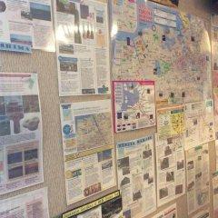 International Hostel Khaosan Fukuoka Хаката интерьер отеля фото 3
