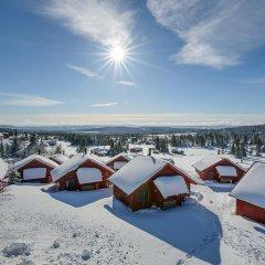 Отель Lillehammer Fjellstue бассейн фото 3