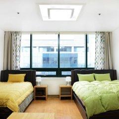 SH Seoul Hostel комната для гостей фото 2