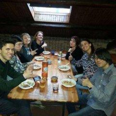 Ostello California - Hostel питание