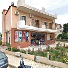 Апартаменты Bujari Apartments Ксамил парковка