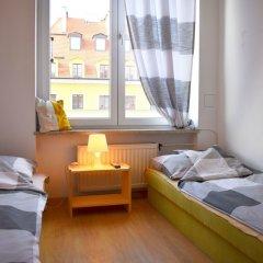 Отель City Central Hostel Swidnicka Польша, Вроцлав - отзывы, цены и фото номеров - забронировать отель City Central Hostel Swidnicka онлайн комната для гостей фото 3