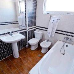 Отель Lubjana Албания, Тирана - отзывы, цены и фото номеров - забронировать отель Lubjana онлайн ванная