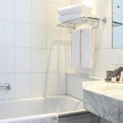 Отель Montana Zürich Швейцария, Цюрих - отзывы, цены и фото номеров - забронировать отель Montana Zürich онлайн ванная фото 2