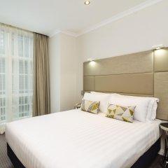 Отель Clarion Suites Gateway Люкс с различными типами кроватей
