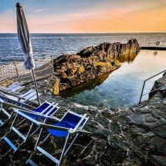 Hotel Esperia пляж