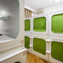 Capsule Hostel In Moscow спортивное сооружение фото 3