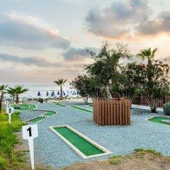 Отель Kefalos Beach Tourist Village спортивное сооружение