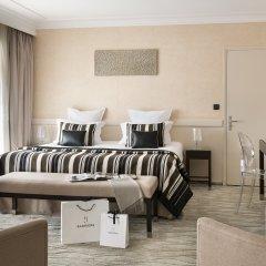 Hotel Barriere Le Gray d'Albion Канны комната для гостей