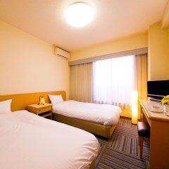 Отель Heiwadai Hotel Tenjin Япония, Фукуока - отзывы, цены и фото номеров - забронировать отель Heiwadai Hotel Tenjin онлайн комната для гостей фото 2