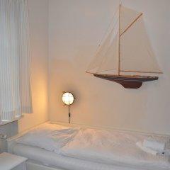 Отель Sankt Pauli Lodge Германия, Гамбург - отзывы, цены и фото номеров - забронировать отель Sankt Pauli Lodge онлайн ванная