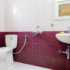 Отель FabHotel Metro Manor Central Station ванная