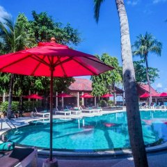 Отель Samui Sense Beach Resort бассейн