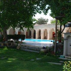 Melis Cave Hotel Турция, Ургуп - отзывы, цены и фото номеров - забронировать отель Melis Cave Hotel онлайн бассейн фото 3