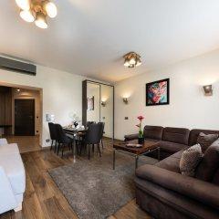 Отель Aparthotel New Lux Вроцлав комната для гостей фото 2