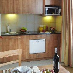 Отель Citadines Saint-Germain-des-Prés Paris 3* Апартаменты Премиум с различными типами кроватей фото 5