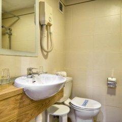 Отель Park Hotel and Apartments Мальта, Слима - отзывы, цены и фото номеров - забронировать отель Park Hotel and Apartments онлайн ванная
