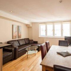Отель London Serviced Apartments Великобритания, Лондон - отзывы, цены и фото номеров - забронировать отель London Serviced Apartments онлайн комната для гостей фото 5