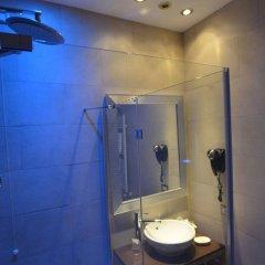 Отель Campo Marzio Италия, Виченца - отзывы, цены и фото номеров - забронировать отель Campo Marzio онлайн ванная