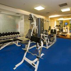 Отель Divan Istanbul City фитнесс-зал фото 4