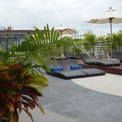 Отель Aya Boutique Hotel Pattaya Таиланд, Паттайя - 1 отзыв об отеле, цены и фото номеров - забронировать отель Aya Boutique Hotel Pattaya онлайн бассейн фото 3