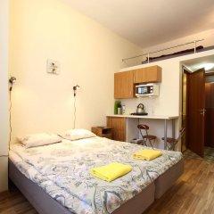 Апартаменты СТН на Коломенской сейф в номере