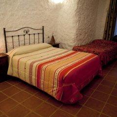 Отель Cuevas Blancas Сьерра-Невада комната для гостей фото 2