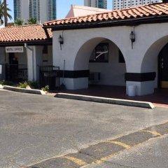 Отель El Mirador Motel Las Vegas США, Лас-Вегас - отзывы, цены и фото номеров - забронировать отель El Mirador Motel Las Vegas онлайн парковка