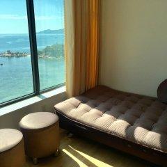 Апартаменты Beach City Apartment Нячанг комната для гостей фото 2