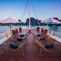 Отель Bhaya Cruises Халонг приотельная территория фото 2