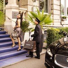 Отель Eden Au Lac Швейцария, Цюрих - отзывы, цены и фото номеров - забронировать отель Eden Au Lac онлайн фитнесс-зал фото 2