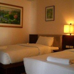 Отель Naris Art Паттайя комната для гостей