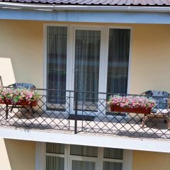 Апартаменты Klumba Apartments балкон