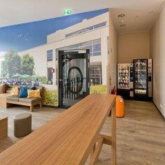 Отель Letomotel Munchen City Nord Мюнхен развлечения