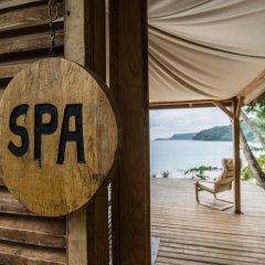 Отель Bom Bom Principe Island сауна