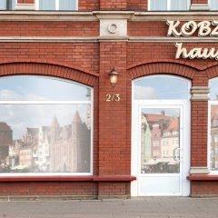 Отель Kobza Haus Польша, Гданьск - 1 отзыв об отеле, цены и фото номеров - забронировать отель Kobza Haus онлайн фото 2