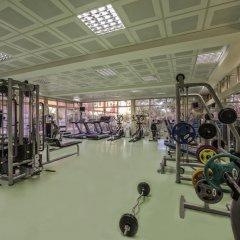 Club Mega Saray Турция, Белек - 4 отзыва об отеле, цены и фото номеров - забронировать отель Club Mega Saray - All Inclusive онлайн фитнесс-зал
