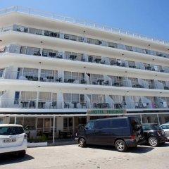 Hotel Pinomar парковка