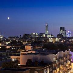 Отель Holiday Inn London Commercial Road балкон