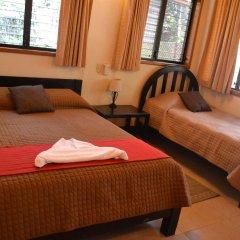 Hotel Jaguar Inn Tikal комната для гостей