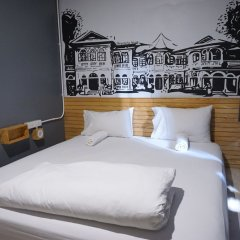 Bed Hostel Пхукет комната для гостей фото 5