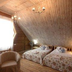 Гостиница CRONA Medical&SPA 4* Стандартный номер с двуспальной кроватью фото 16
