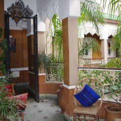 Отель Riad L'Arabesque фото 14