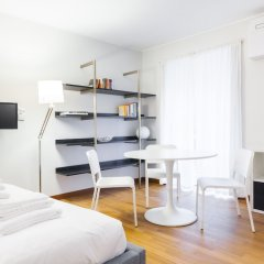 Отель easyhomes - Spiga Suite Италия, Милан - отзывы, цены и фото номеров - забронировать отель easyhomes - Spiga Suite онлайн комната для гостей фото 5