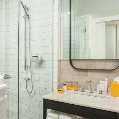 Отель Indigo Lower East Side New York, an IHG Hotel США, Нью-Йорк - отзывы, цены и фото номеров - забронировать отель Indigo Lower East Side New York, an IHG Hotel онлайн ванная
