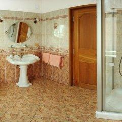 Отель Spa Hotel Purkyně Чехия, Карловы Вары - отзывы, цены и фото номеров - забронировать отель Spa Hotel Purkyně онлайн ванная фото 2
