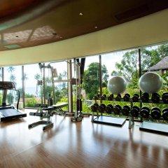 Отель The Vijitt Resort Phuket фитнесс-зал фото 2