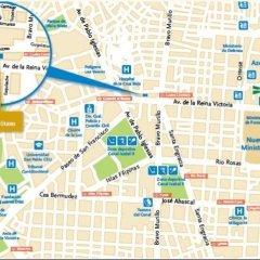 Hotel VP Jardín Metropolitano городской автобус