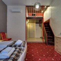 Гостиница The RED 3* Стандартный номер с двуспальной кроватью фото 22
